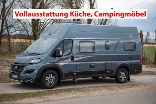 Wohnmobil mieten in Olching von privat | Knaus Tatschi630