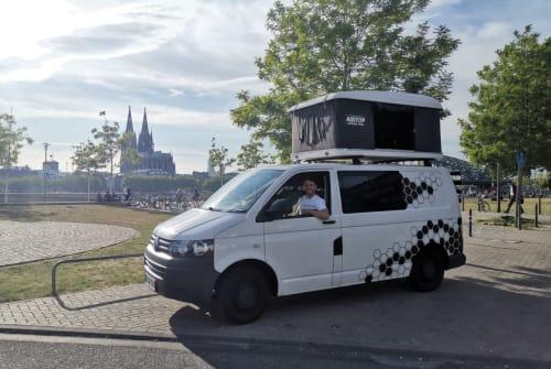 Wohnmobil mieten in Köln von privat   VW Hans