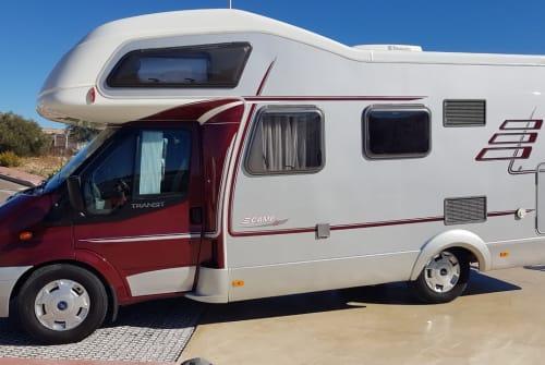 Wohnmobil mieten in Siegen von privat   Ford Sammy