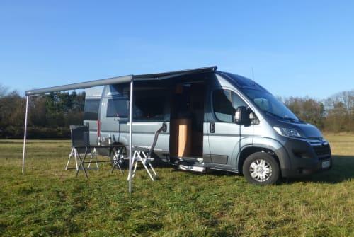 Wohnmobil mieten in Langen von privat | Pössl NEO