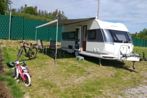 Wohnmobil mieten in Werdohl von privat | Hobby Ella
