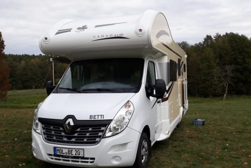 Wohnmobil mieten in Fredersdorf-Vogelsdorf von privat | Ahorn - Camp Betti