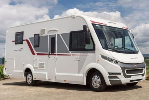 Wohnmobil mieten in Breydin von privat | Roller Team Kronos