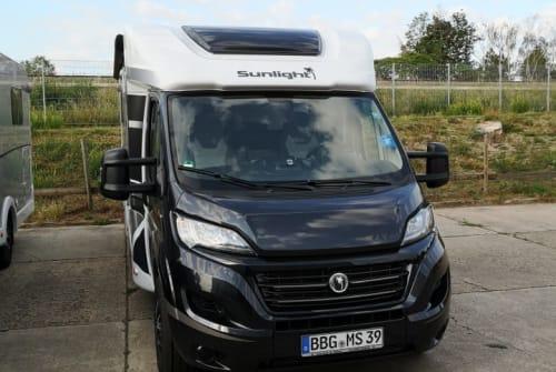 Wohnmobil mieten in Bernburg von privat | Sunlight Sunlight T 68XV