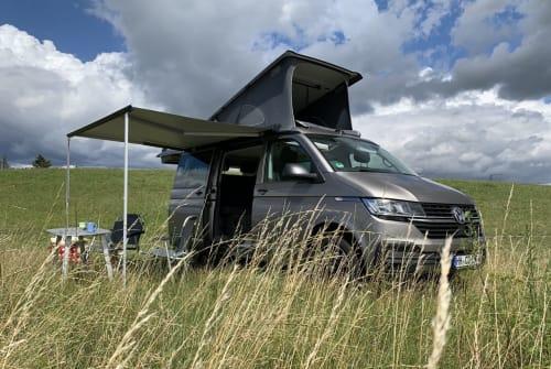Wohnmobil mieten in Hamburg von privat | VW Natan