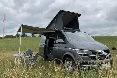 Wohnmobil mieten in Hamburg von privat | VW Barranco