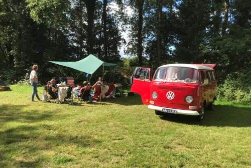 Wohnmobil mieten in Baambrugge von privat   VW Rode Roos