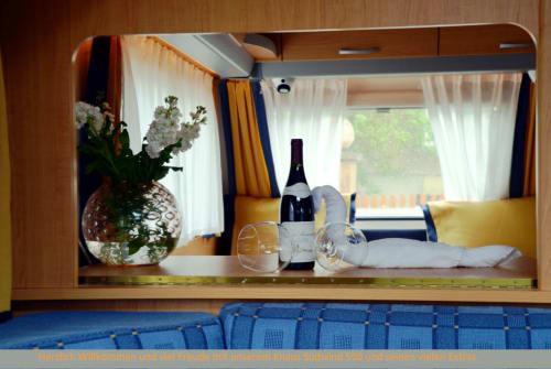 Wohnmobil mieten in Berlin von privat   Knaus Knaus 550 FSK