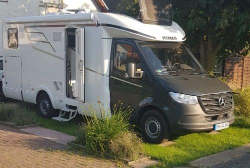 Wohnmobil mieten in Stuhr von privat   Mercedes Hymer Tramp S 685 Mercedes Tramp