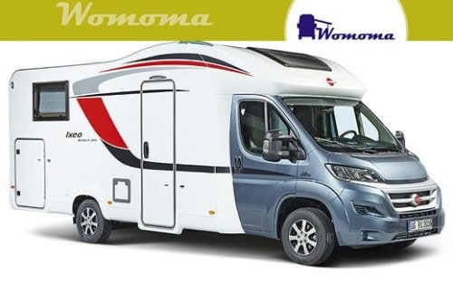 Wohnmobil mieten in Wolmirstedt von privat | Bürstner Ixeo TimeIT726G