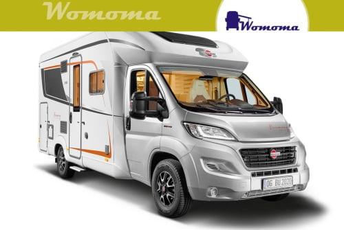 Wohnmobil mieten in Wolmirstedt von privat | Bürstner Lyseo TD 690 G