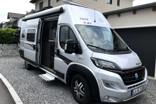 Wohnmobil mieten in Weihmichl von privat | Knaus Boxy 2