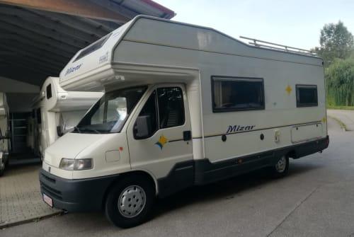 Wohnmobil mieten in Bad Liebenzell von privat | CI  MIZAR