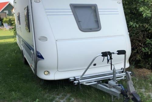 Wohnmobil mieten in Dresden von privat | Hobby Hobby KMFE 500