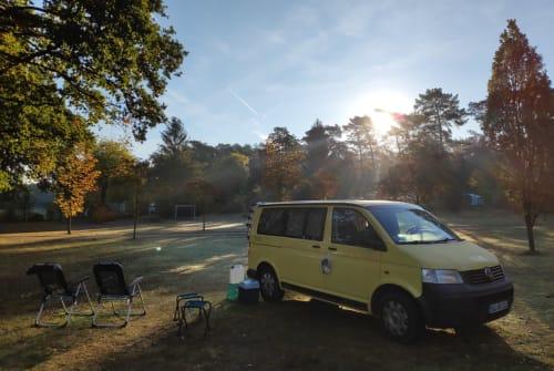Wohnmobil mieten in Hankensbüttel von privat | VW Sumo
