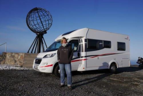 Wohnmobil mieten in Bochum von privat | Sunlight Fidel 2.0