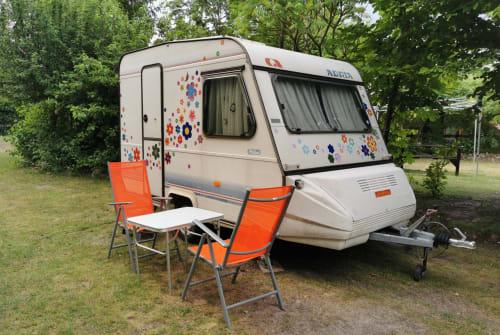 Wohnmobil mieten in Hamburg von privat | ADRIA Purzel