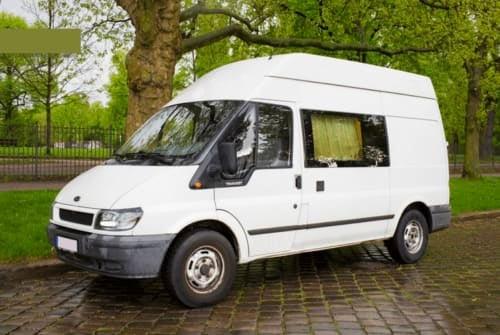 Wohnmobil mieten in Berlin von privat | Ford Ford Trsansit