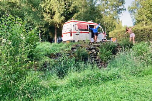 Wohnmobil mieten in Lemmer von privat | Mercedes Benz  Strandweer Snuf