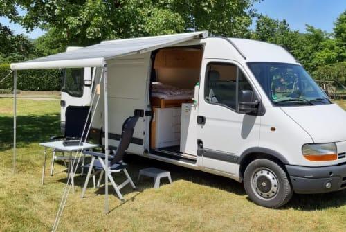 Wohnmobil mieten in Langgöns von privat   Renault Master Bus