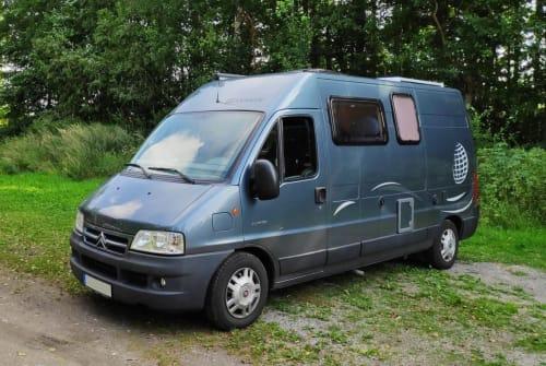 Wohnmobil mieten in Klettgau von privat | Globecar Otto