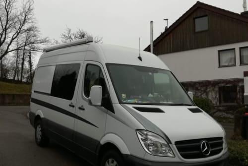 Wohnmobil mieten in Melle von privat | Mercedes-Benz Sprintili