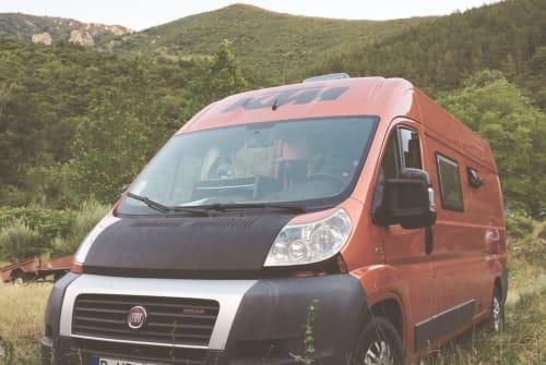 Wohnmobil mieten in Lissabon von privat   Fiat Ochi