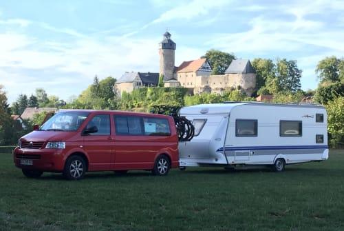 Wohnmobil mieten in Wonsees von privat | Hobby Mr. Hobbs