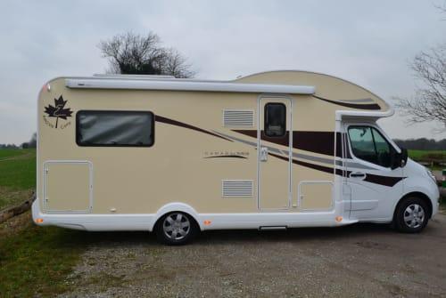 Wohnmobil mieten in Mettmann von privat | Ahorn FL Reisemobile