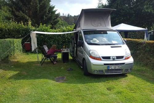 Wohnmobil mieten in Barmstedt von privat   Renault RENATE