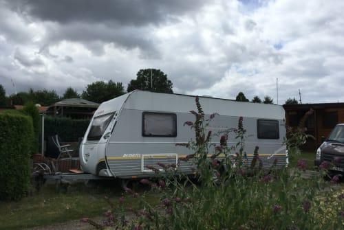 Wohnmobil mieten in Ochtrup von privat | Dethleffs lifestyle MahasCamper