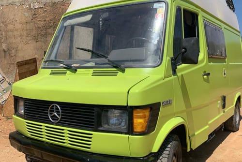 Wohnmobil mieten in Silves von privat | Mercedes Nomad