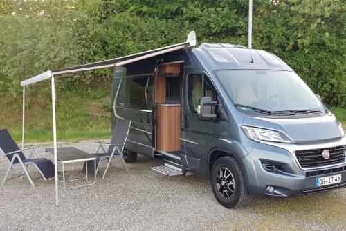 Wohnmobil mieten in Offenburg von privat | Fiat Ducato SOLAR/TV/ AHK/