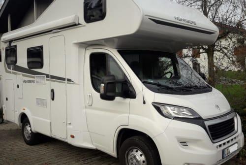 Wohnmobil mieten in Hergatz von privat | Weinsberg Frederik