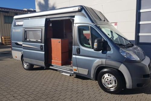 Wohnmobil mieten in Feldkirchen-Westerham von privat | LA Strada TOP Holiday