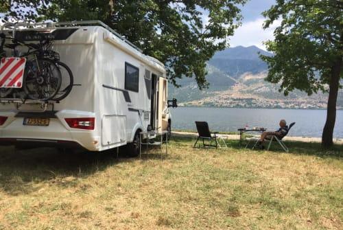 Wohnmobil mieten in Vleuten von privat   Adria Adria 2019