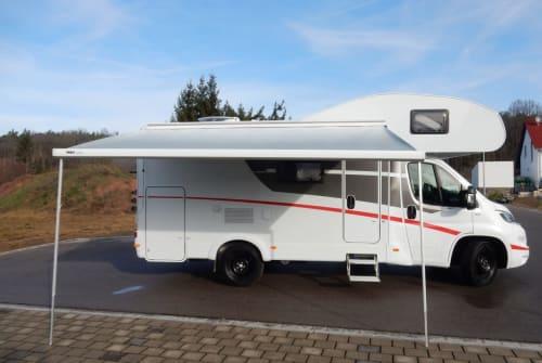 Wohnmobil mieten in Büchenbach von privat | Sunlight Sunny New