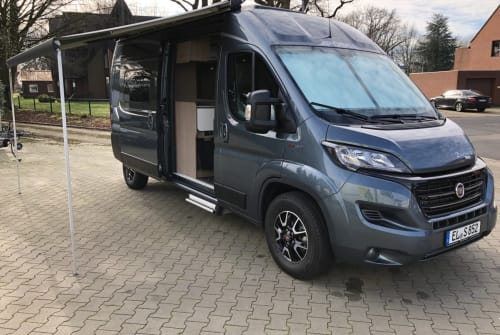 Wohnmobil mieten in Meppen von privat | Pössl Pössl