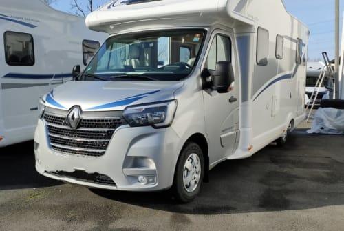 Wohnmobil mieten in Mettingen von privat   Ahorn 690 T New Face