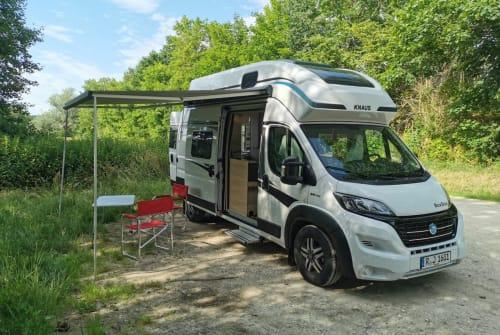 Wohnmobil mieten in Lappersdorf von privat   Knaus Hollister XL