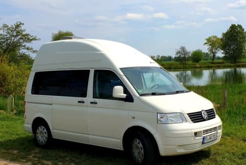 Wohnmobil mieten in Barmstedt von privat   VW  Moby Dick
