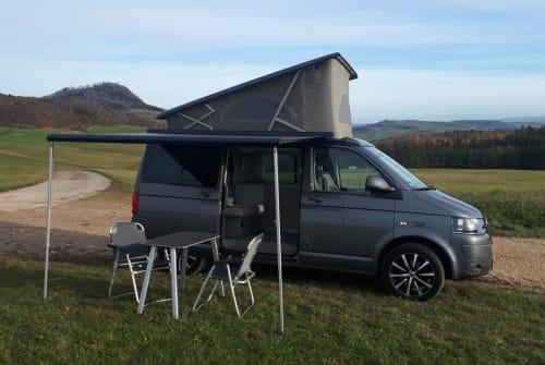 Wohnmobil mieten in Tengen von privat | VW CaliFun