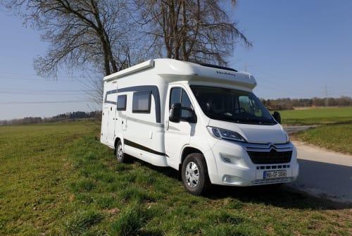 Wohnmobil mieten in Vöhringen von privat | Citroen Murmel