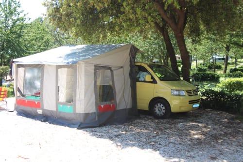 Wohnmobil mieten in Schönau am Königssee von privat | VW Sunshine
