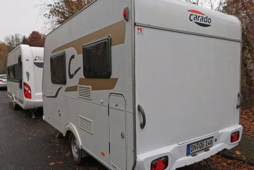Wohnmobil mieten in Langerwehe von privat | Carado Hook