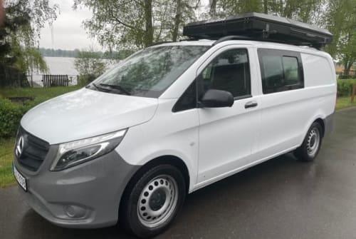 Wohnmobil mieten in Königs Wusterhausen von privat   Mercedes Gipfelstürmer