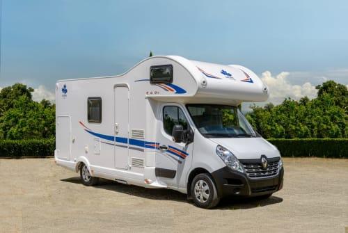 Wohnmobil mieten in Rendsburg von privat | Ahorn 3horn