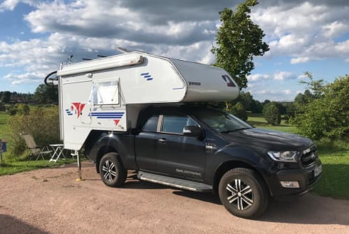 Wohnmobil mieten in Güglingen von privat | Ford Ranger Der Adventurer
