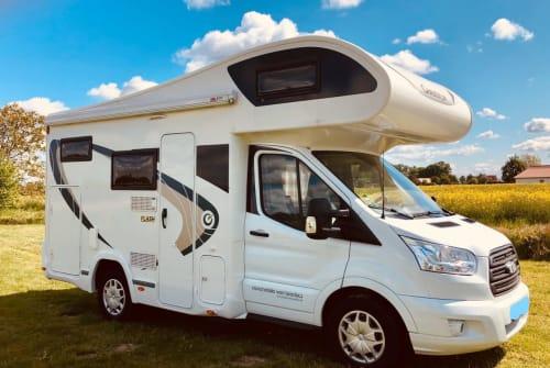 Wohnmobil mieten in Minden von privat   Chausson Chausson C514
