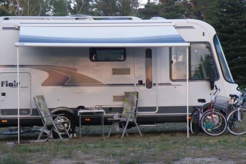 Wohnmobil mieten in Senftenberg von privat | Fiat CAMP 780